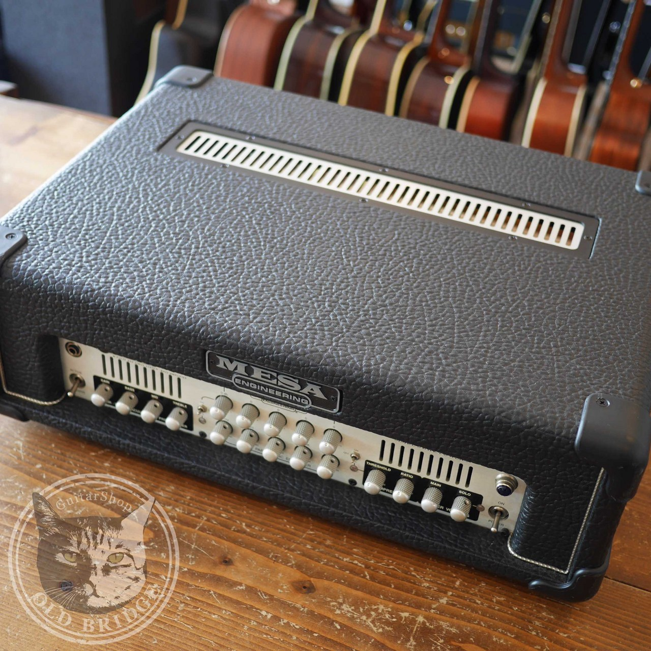 Mesa/Boogie M-Pulse 600 Simul-State Bass Amplifier