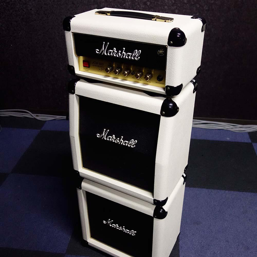 Marshall JCM1 Stack Set White