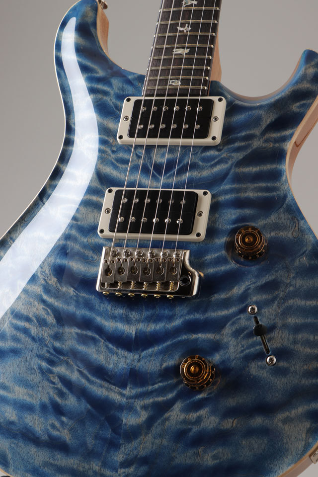 Paul Reed Smith (PRS) Custom 24 Quilt 10top PT Faded Blue Jean [10/20, 21 held Experience PRS in Japan] exhibit planned GOODS