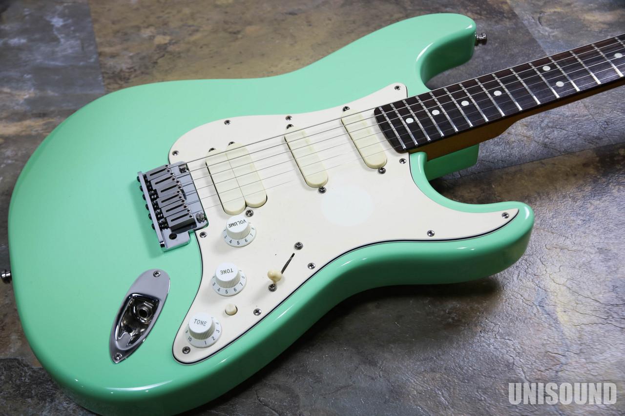 芬德傑夫·貝克的Stratocaster蕾絲傳感器1991