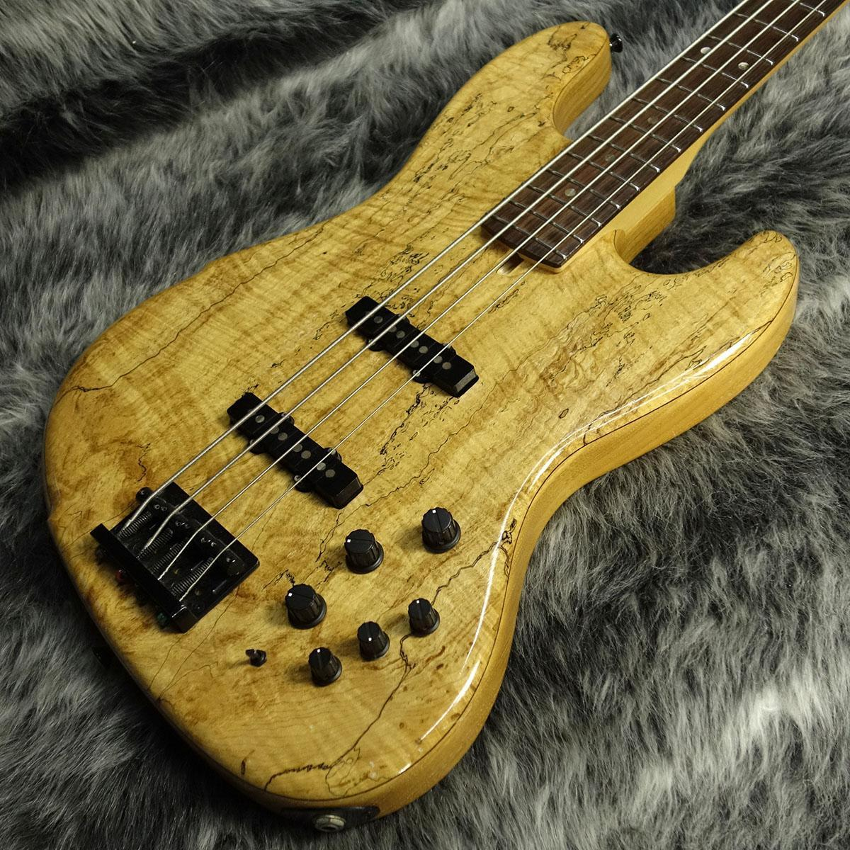 dragonfly FAT-J4 Spalted Maple Top 【週替わりセール!】