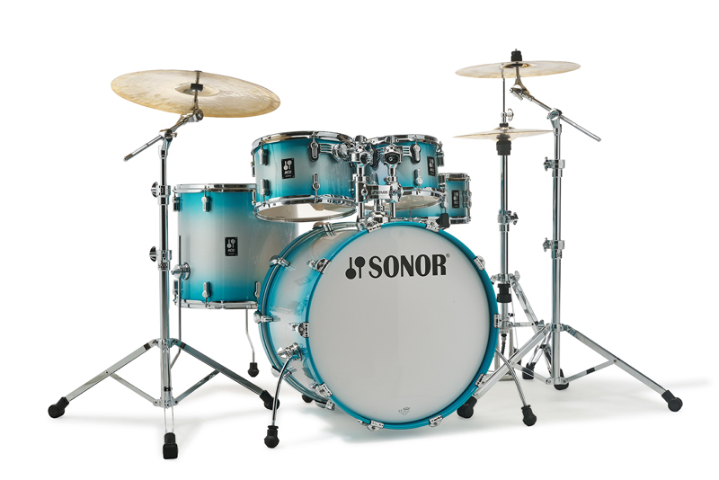 Sonor AQ2 STAGE Set lacquer finish [SONOR drum new series!] [!]