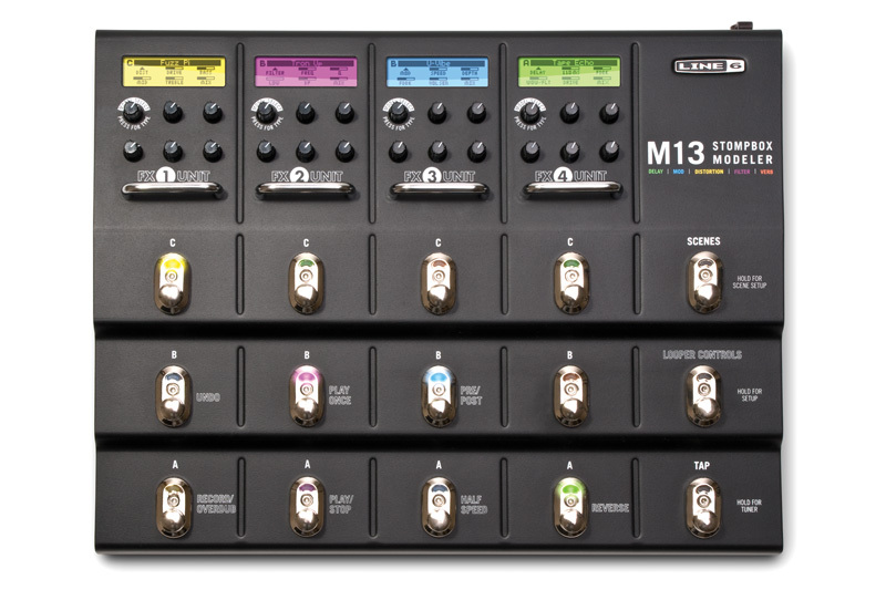 LINE 6 M13 Stompbox Modeler Outlet Specials] [one last!]