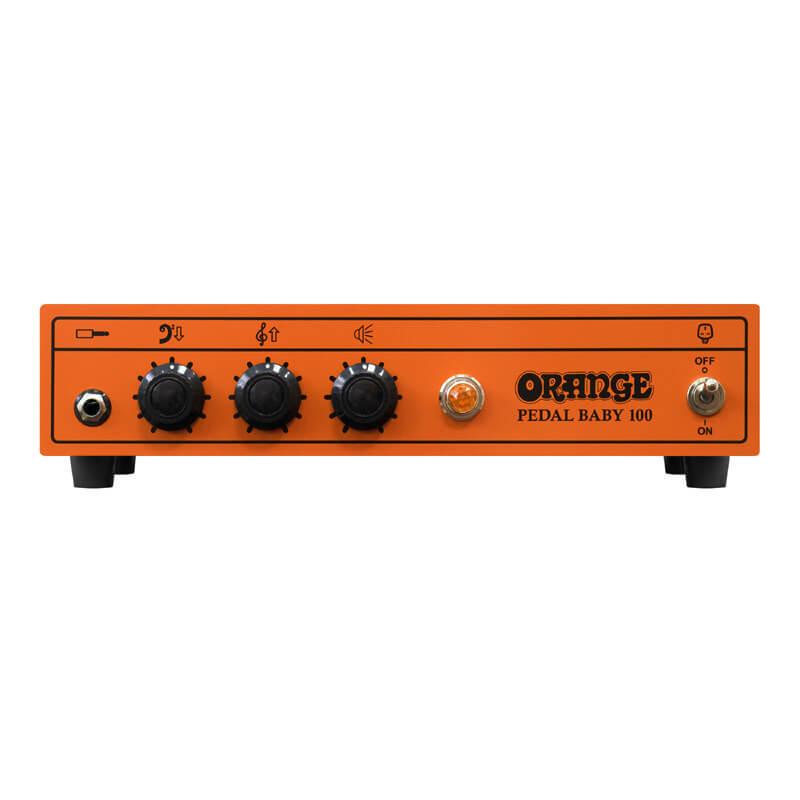 ORANGE Pedal Baby 100 【パワーアンプ】【ギター・ベース兼用】【お取り寄せ】【】