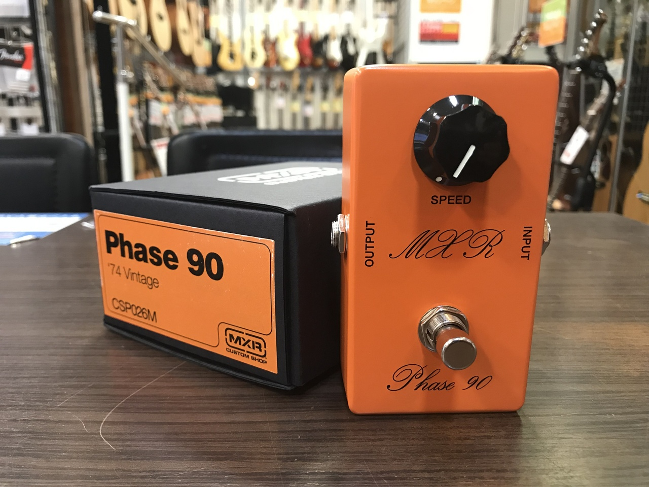 MXR Custom Shop CSP026 '74 Vintage Phase 90【アウトレット特価】