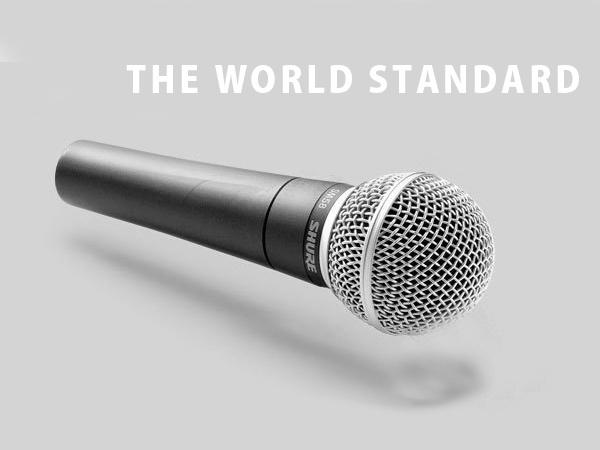 舒尔SM58-LCE [世界最畅销的话筒!] []