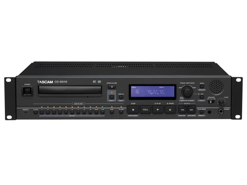 Tascam CD-6010 []