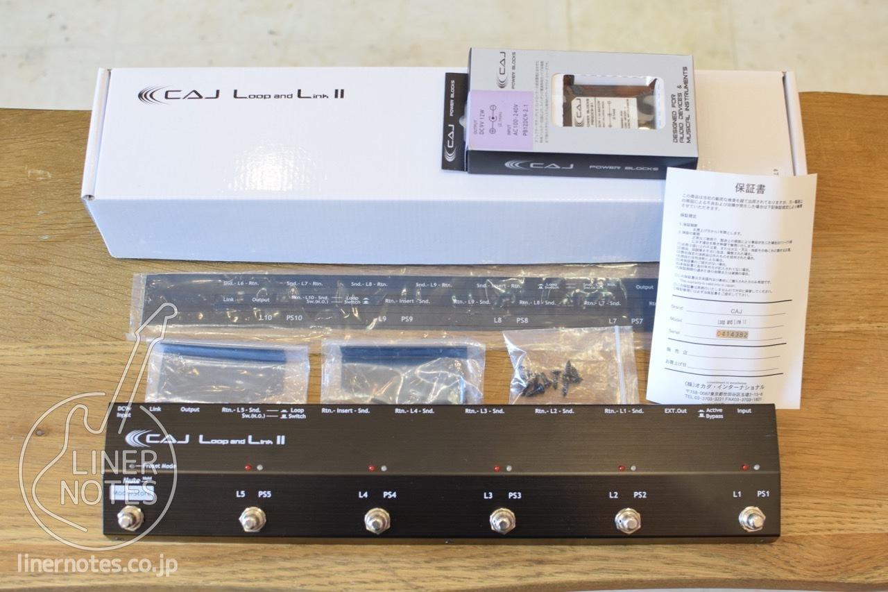 Custom Audio Japan (CAJ) Loop and Link II