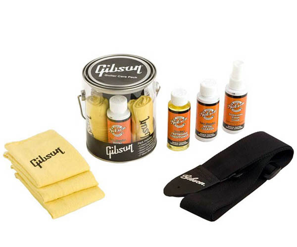 Gibson Gibson Clear Bucket Care Kit ギターケアキット
