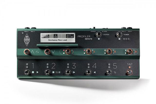 Kemper Profiler Remote []