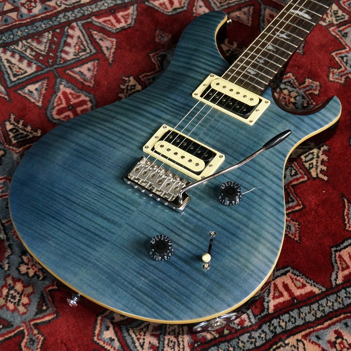 Paul Reed Smith (PRS) [deep discount !! PRS strap gifts & !! of our carefully selected goods !! 30% OFF] SE Custom 22 N / WB Tremolo