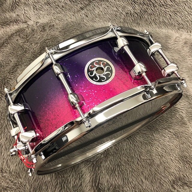 "SAKAE SD1455BC/MH COTTON CANDY 14"" x 5.5"" Birch Snare【一台限り限定特価!】"
