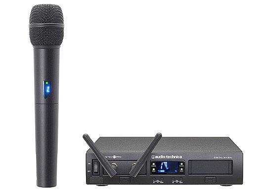 audio-technica ATW-1302 ★ hand Mike digital wireless system