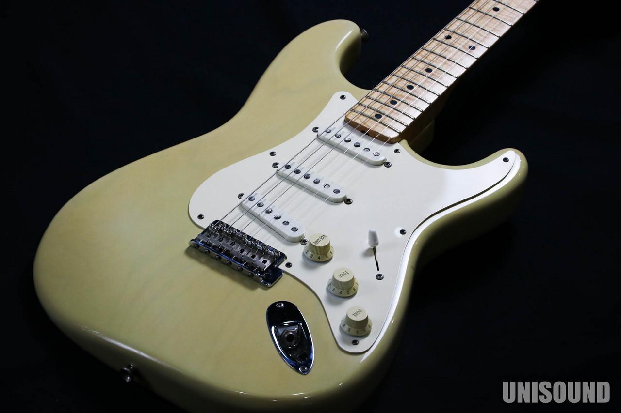 挡泥板定制店1954年的Stratocaster /金发