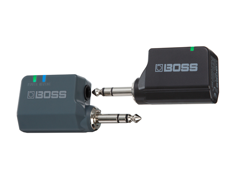 [It will be released Reservations accepted in the July 14, 2008 - BOSS WL-20L Wireless System