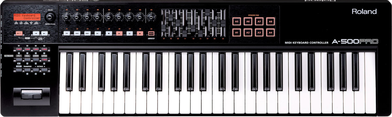 Roland A-500PRO MIDI Keyboard Controller
