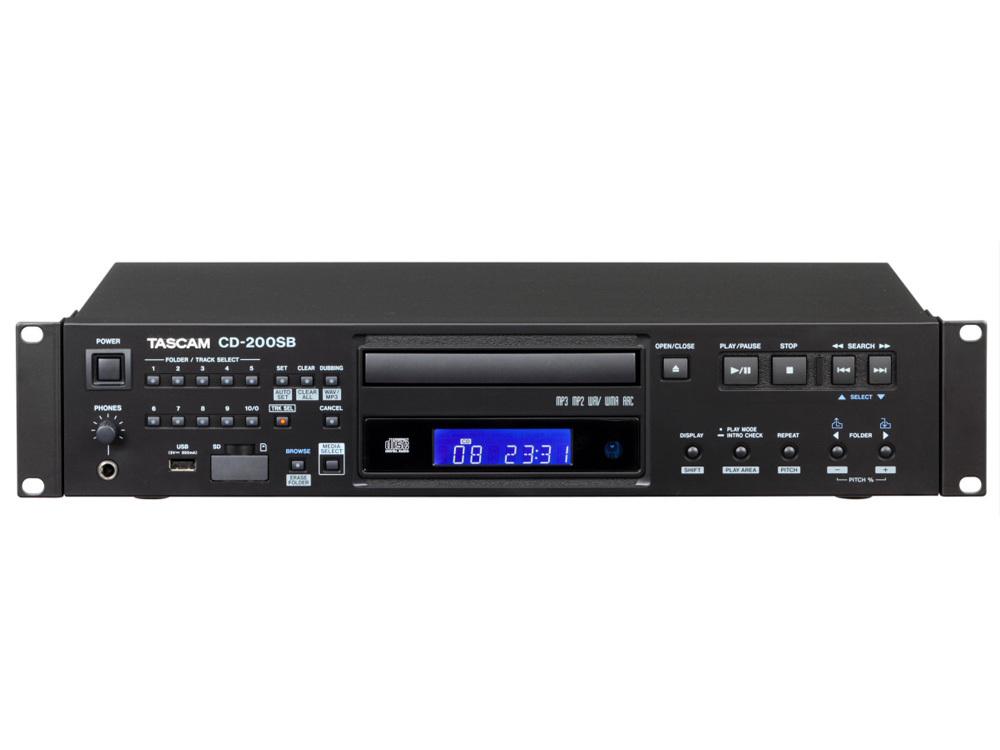 Tascam CD-200SB []