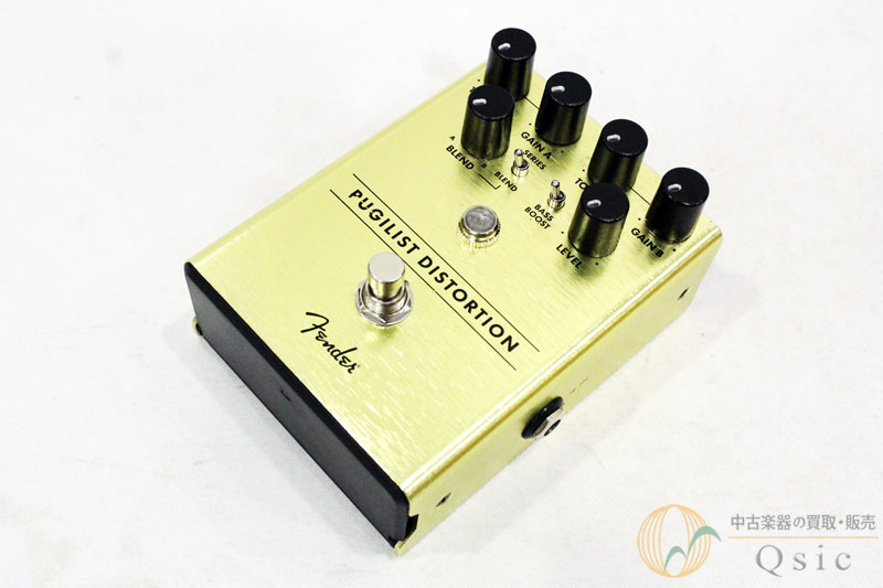 Fender Pugilist Distortion [WE501]