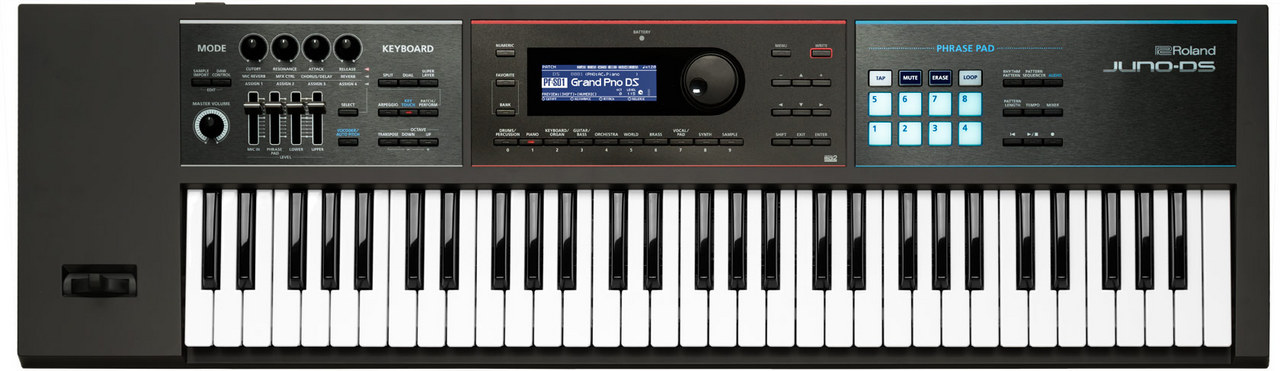 Roland JUNO-DS61 black color [] <trade-in for the best deals!>