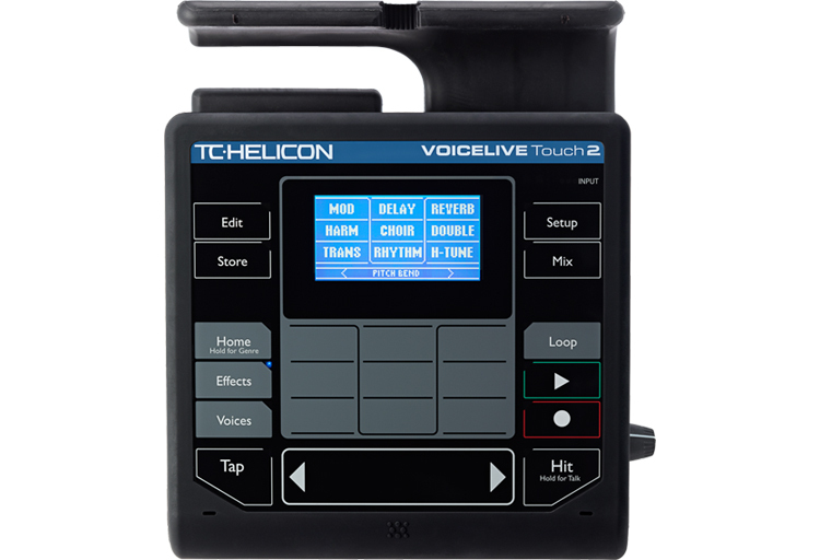 TC-Helicon VoiceLive Touch 2 [vocal effector of the touch panel operation] []