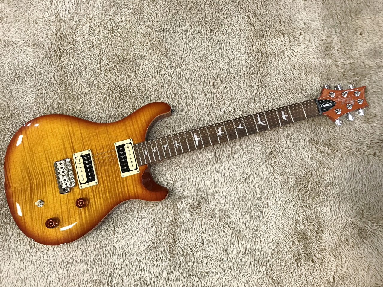 Paul Reed Smith(PRS) SE Custom 22 Vintage Sunburst 【アウトレット特価】【2017年製】