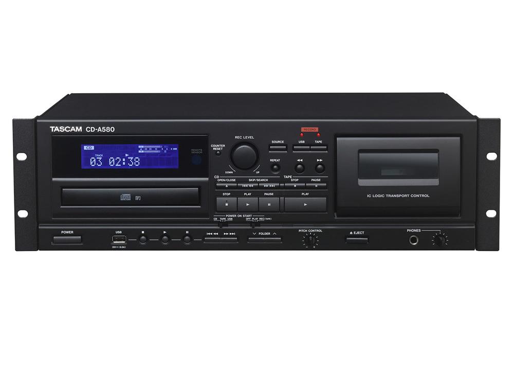 Tascam CD-A580 []