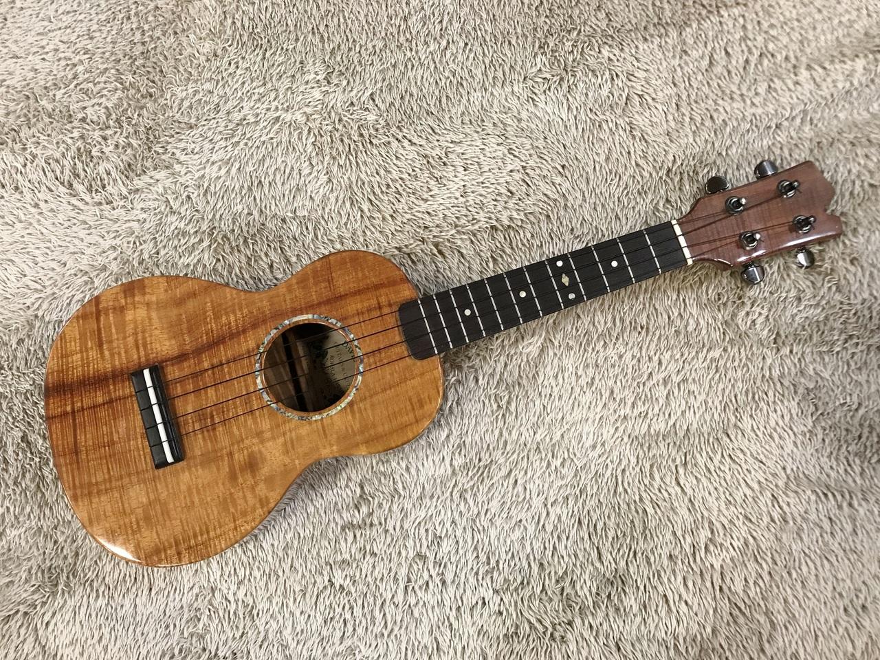 DAVID GOMES Hawaiian Koa Concert C-511 【中古品】【2003年製】