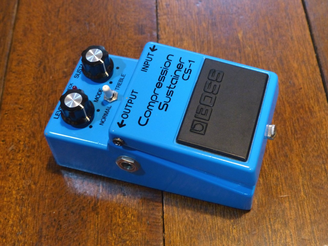 BOSS '79 CS-1 Compression Sustainer