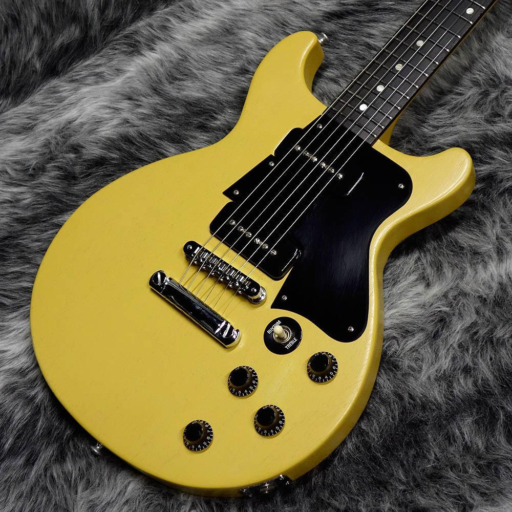 Gibson Les Paul Junior Special Faded DC Worn Yellow