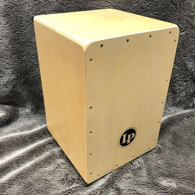 LP Aspire? Cajon LPA1331 presents a dedicated Cajon bag!