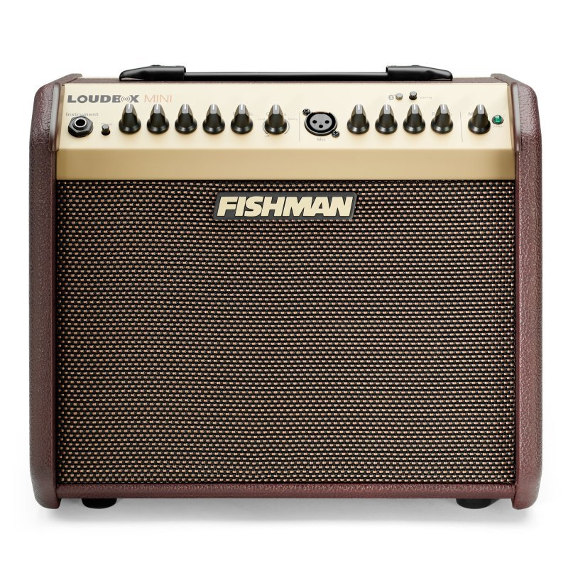 FISHMAN Loudbox Mini Bluetooth Amplifier in stock !!!! latest model is the long-awaited Bluetooth equipped]