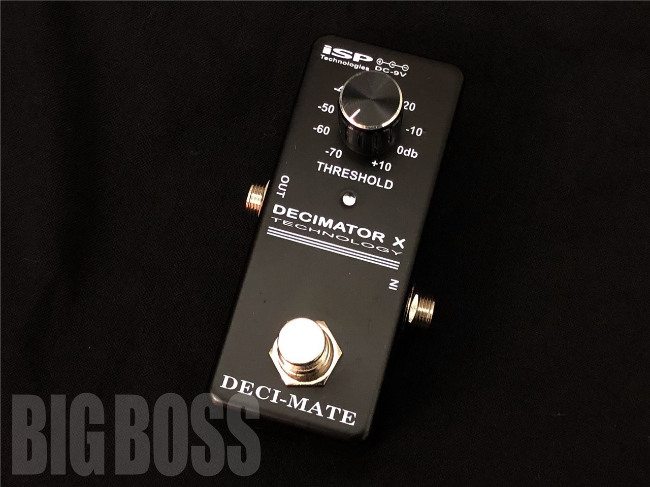 iSP Technologies DECI-MATE Micro Pedal