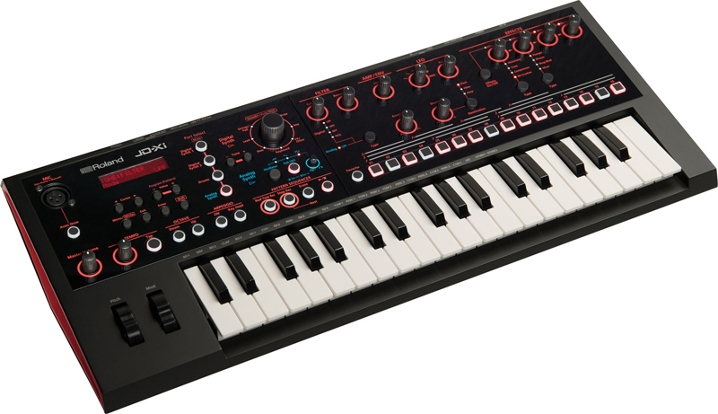 Roland JD-Xi [limited number of discount! With genuine case &!]