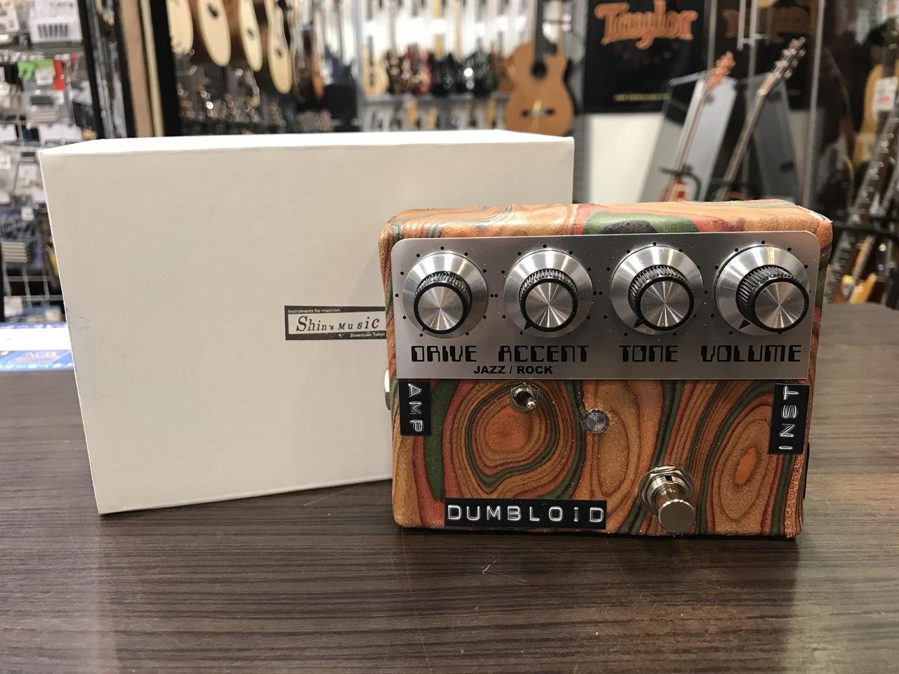 Shin's Music Dumbloid Special w/Jazz Rock SW Sukimo Leather #1243 【展示入替特価】【NAMN 2018モデル】