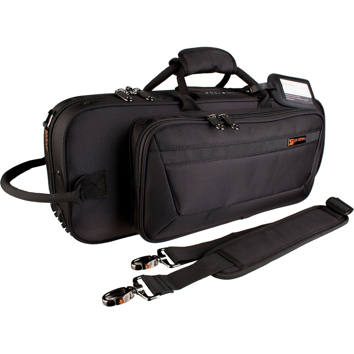 PRO TEC PB-301CT Black [semi-hard case for trumpet]
