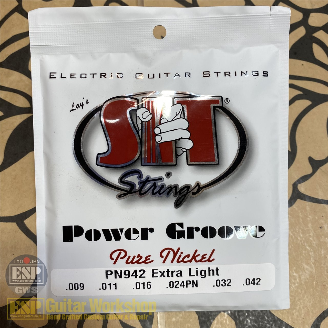 SIT Strings PN942 EXTRA LIGHT