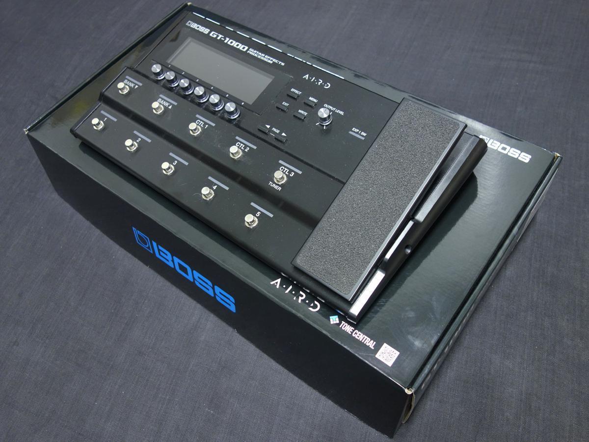 BOSS GT-1000吉他效果处理器
