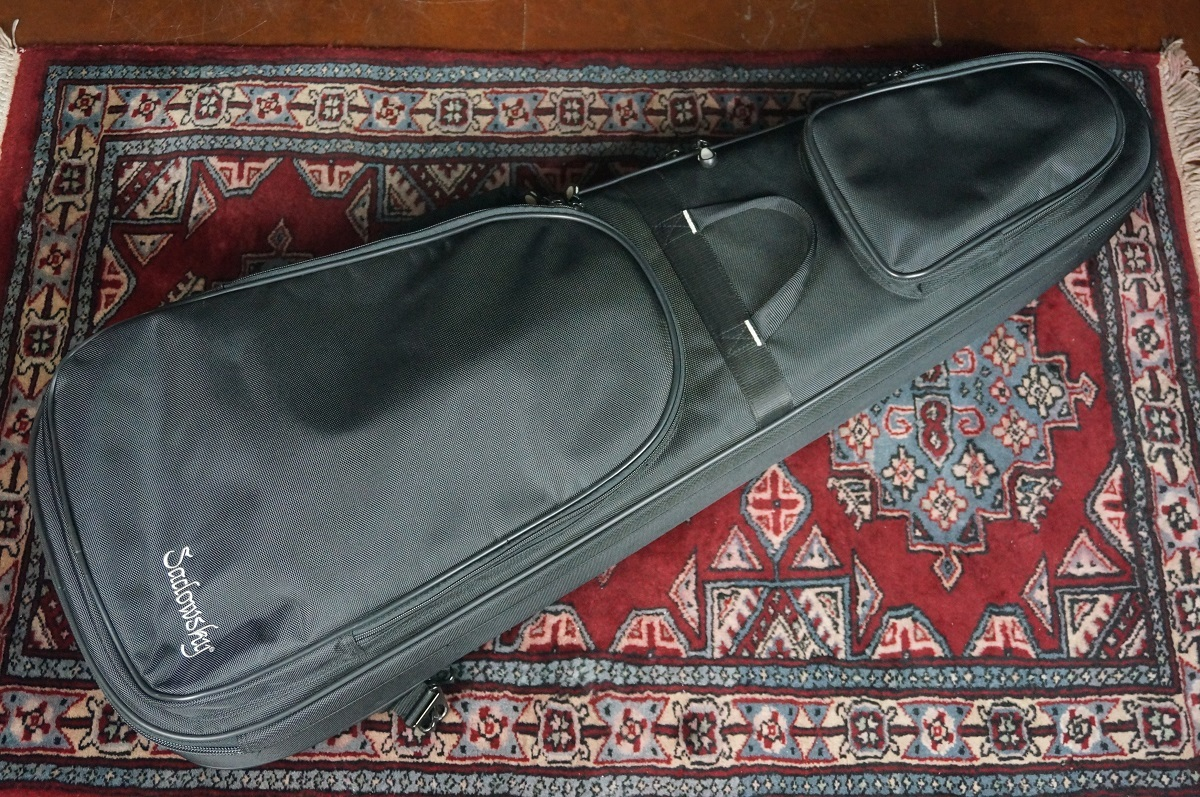 Sadowsky Porta Bag Plus for Guitar used [beauty products used goods in stock. It is a bargain!]