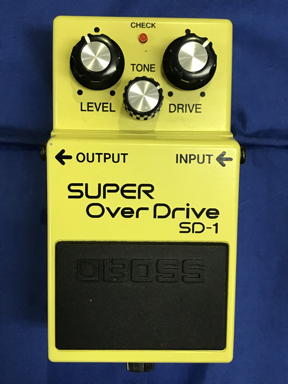 BOSS SUPER Over Drive SD-1