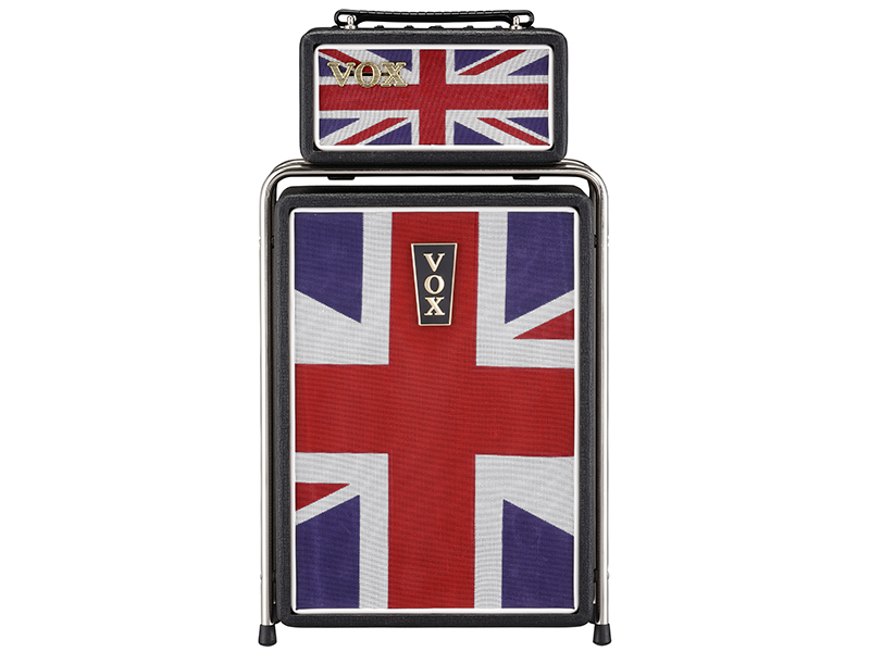 VOX MINI SUPERBEETLE / Union Jack - Union Jack! Limited headphone gifts &!]