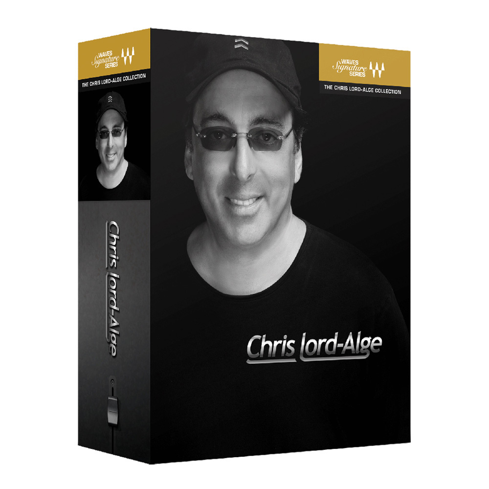 WAVES Chris Lord-Alge Signature Series [limited number of new discount!] []