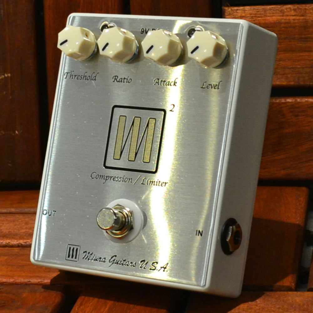 Miura Guitars USA M2 Compression / Limiter [- possible instant delivery]