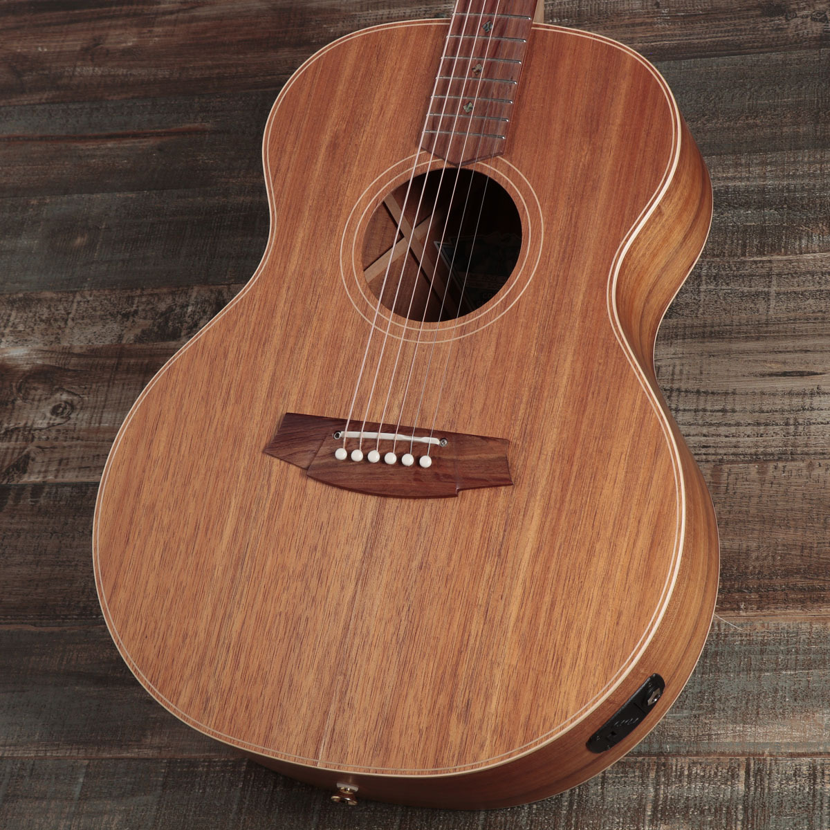 Cole Clark CCAN2E-BLBL Tasmanian Blackwood Top with Tasmanian Blackwood Back and Sides 【御茶ノ水本店】