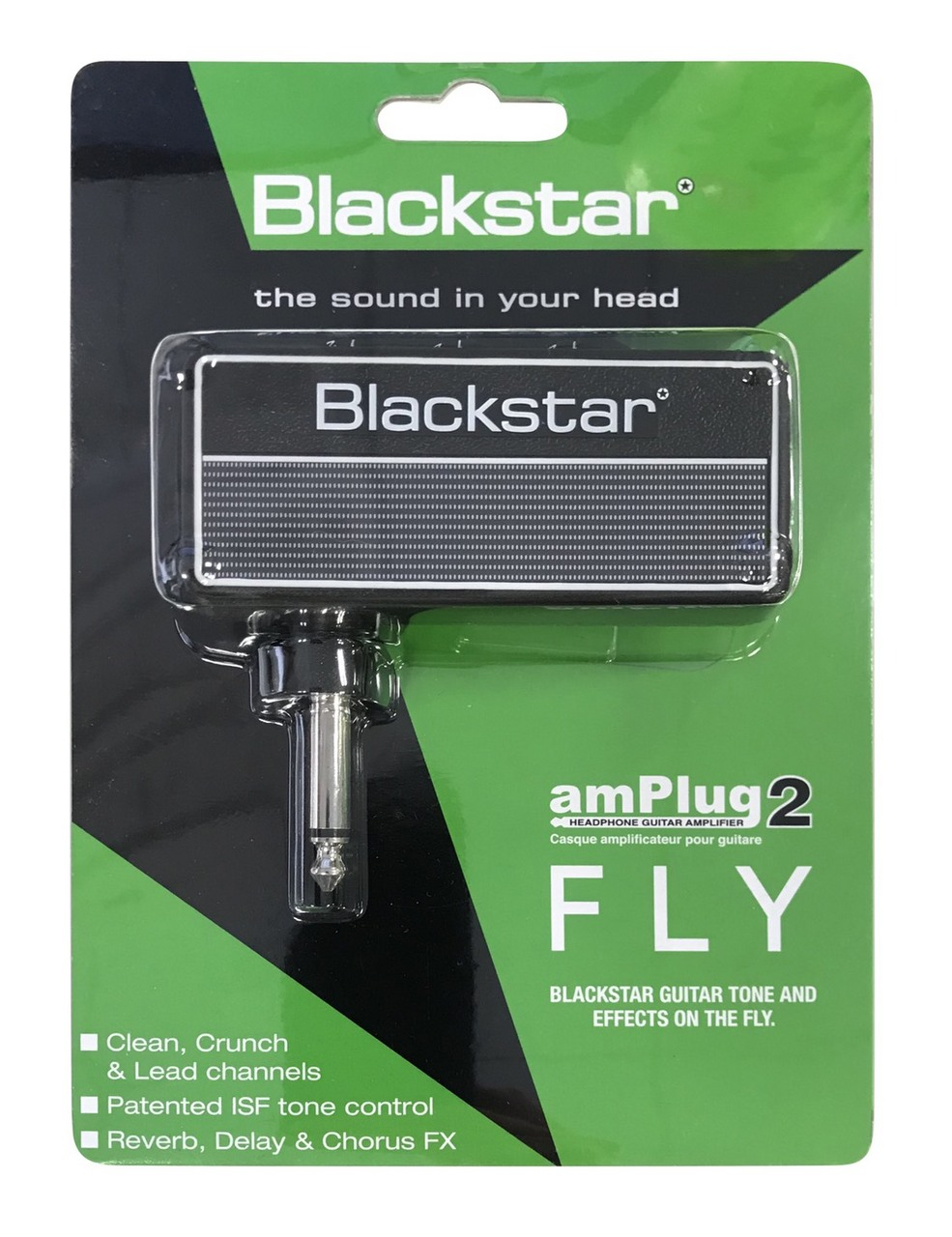 Blackstar Amplug 2 Fly AP2-FLY-G [for electric guitars headphone amplifier]