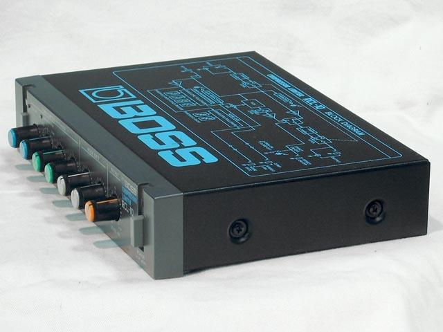 BOSS RCL-10压缩器/限制器