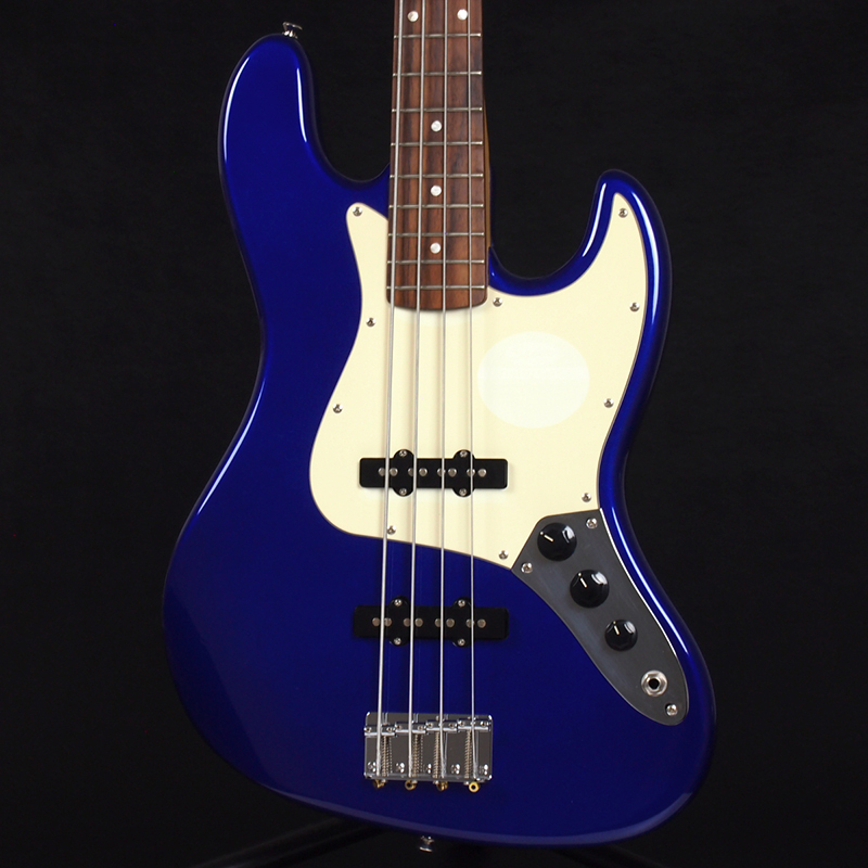 Squier by Fender Affinity Jazz Bass Metallic Blue