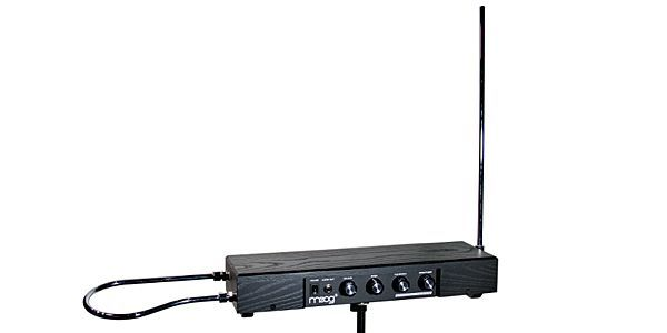 Moog Etherwave Theremin [new Sale of single as long as!] Standard Black []