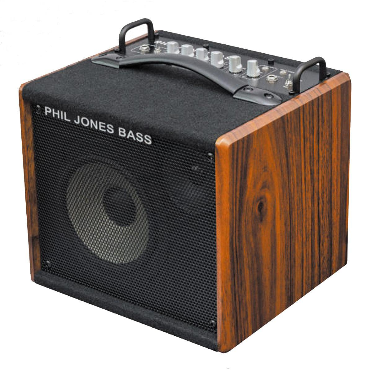 Phil Jones Bass Micro7 Walnat
