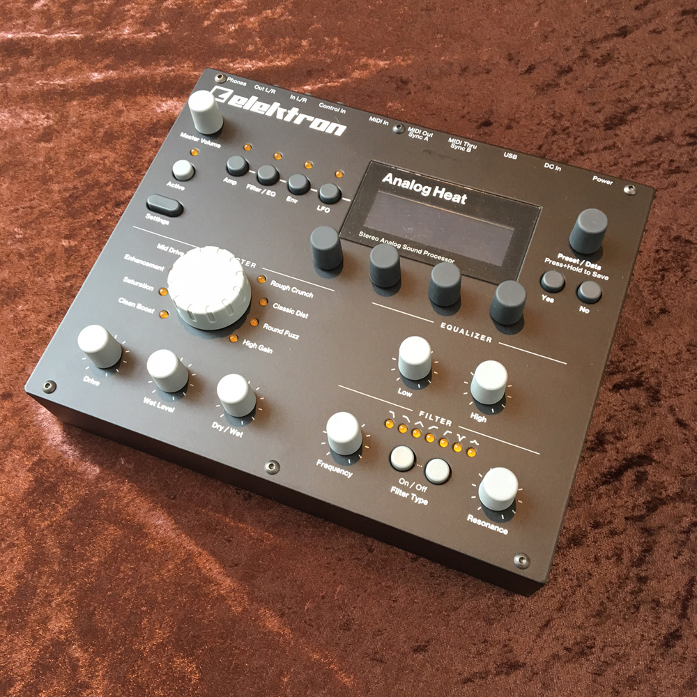 elektron Analog Heat (HFX-1) [exhibit a bargain basement price of production done! As long as one!] []