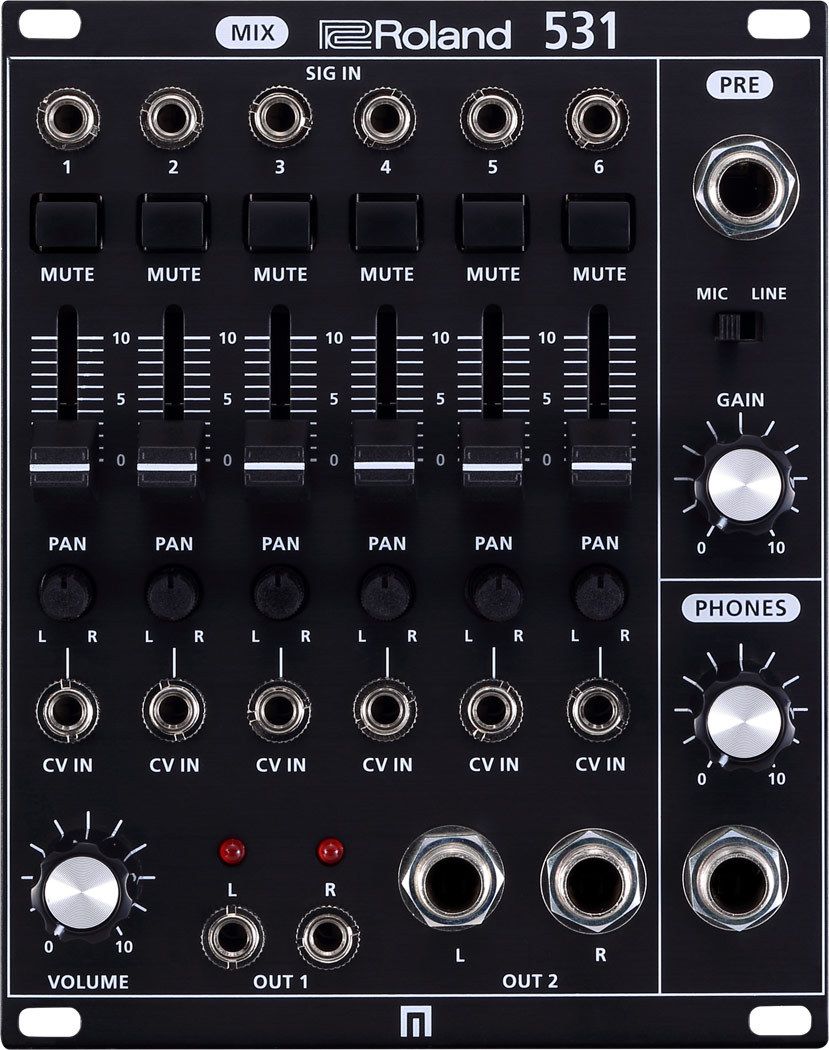 Roland SYSTEM-500 series SYS-531 MIX [5/26 sale !! !! during your reservation]